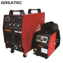 Machine de soudage par inverseur CO2 avec chargeur à fil industriel-MIG500