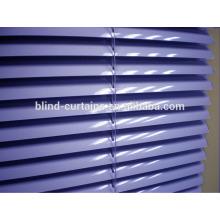 PVC slat window blind divider
