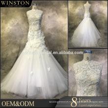Мода профессиональный лучшие длинным рукавом свадебные платья