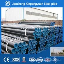 API 5L GR.BSCH40/SCH80/SCH160 black carbon seamless steel pipe
