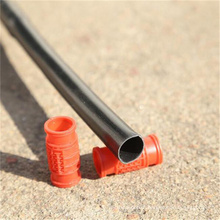 16Inlay cylindrical drip irrigation pipe