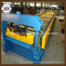 Máquina perfiladora de paneles para pisos (AF-R1025)