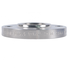 Pipe Fittings with Stainless Steel Threaded Flange