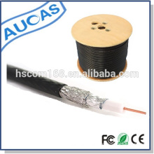 rg6 rg11 rg59 coaxial cable / siamese cable 75ohm CATV coaxial cable / coaxial cable rg59+2 power cable
