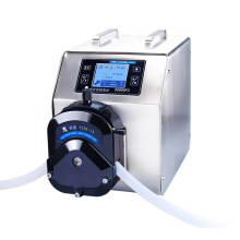 Перистальтический насос для жидкости с большим расходом вязкой жидкости