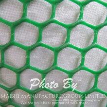 Diamond Hole Shape Plastic Extruded Mesh