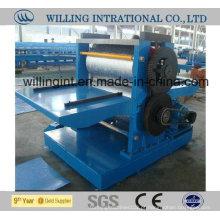 Máquina de gravação de chapa de aço de alta qualidade na China com Ce