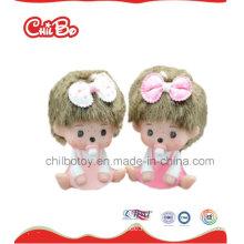 Reizende Kinder Qualitäts-Vinylspielwaren Fertigen Sie Barbie-Puppe besonders an (CB-BD013-Y)