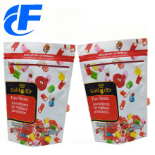 Custom Stand Up Food Packaging Plastic Bag