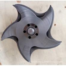 Lost Wax Casting /Precision Casting Durco Pump Impeller 3*1.5-13