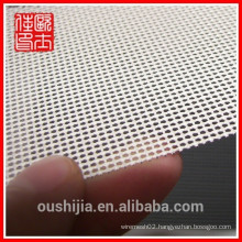 Stainless steel safety protection window screen
