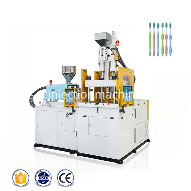 toothbrush injection machines