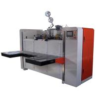 semi automatic single piece stitching machine for carton box