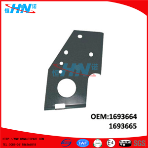 Bumper Bracket 1693664 1693665 XF105 Spare Parts