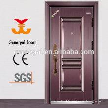 Steel exterior out door security