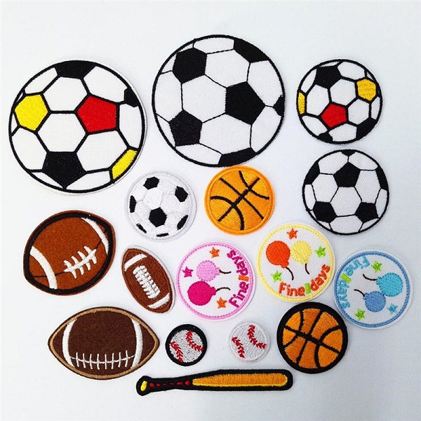 Patch Embroidery Soccer