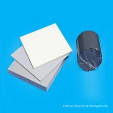 Folha de PVC com espessura de 1,5 mm em estoque