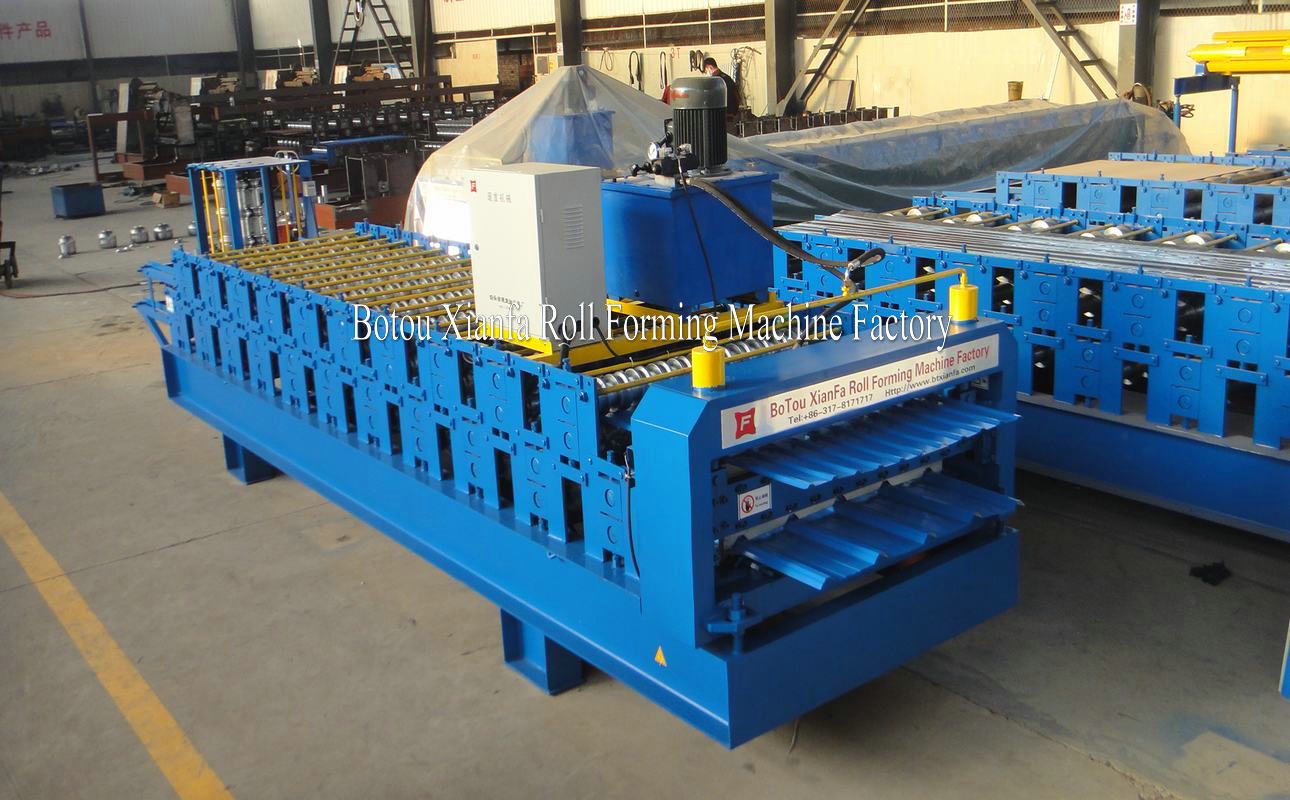 IBR double deck machines