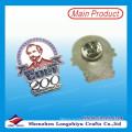 Специальный мягкий эмалевый значок в хорошем качестве для бесплатного дизайна