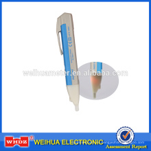 Detector de voltaje VD02 LED Diseño de señal de la pluma Detector de voltaje sin contacto