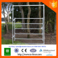 heavy galvanized cattle hurdle fence