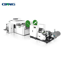 Non Woven Box Bag Making Machine Fully Automatic, High Quality Nonwoven Shopping Bag Making Machinery