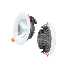 Downlight LED au plafond pour l'éclairage domestique