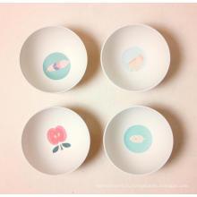 (BC-B1041) Чашка для посуды из натурального бамбукового волокна Hot-Sell