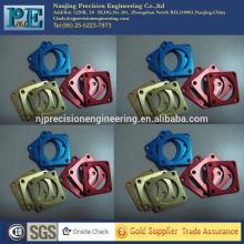 Квадратная прокладка из анодированного алюминия OEM