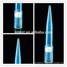 1000 pipet tips with filter for Gilson pipette