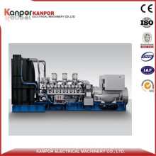 Mtu 1650kw to 2400kw Diesel Power Generator with Best Quality