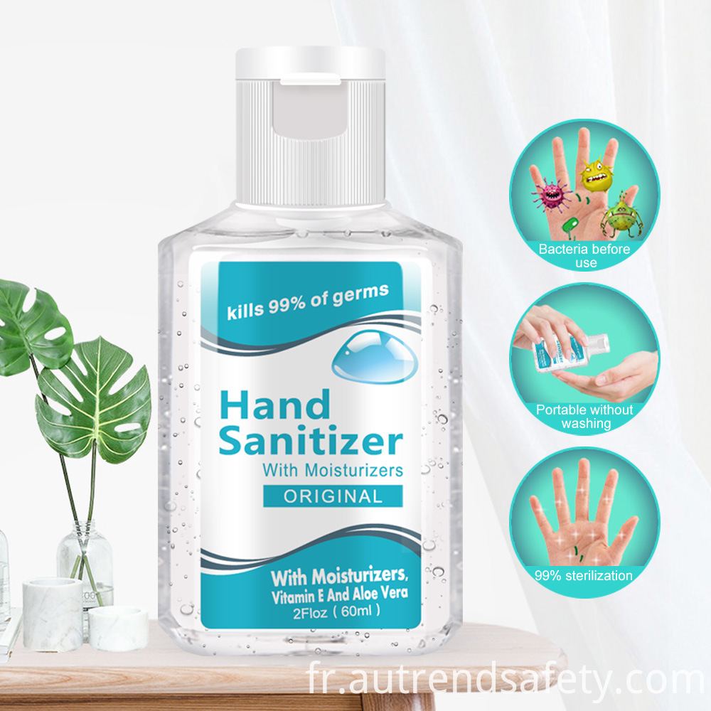 Cross Border Wash Free Bactericidal And Bactericidal Hand Sanitizer Quick Drying Hand Cleaning Produ