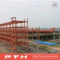 Estructura de acero prefabricada de China Hotel Buliding