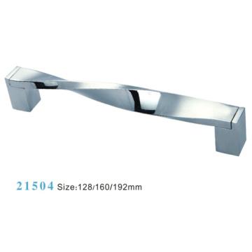 Zinc Alloy Furniture Hardware Pull Cabinet Handle (21504)