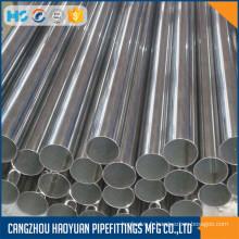 Tuyau d'acier inoxydable à haute pression de diamètre de 50Mm 316L