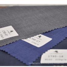 100 камвольная шерсть ткань для классических деловых костюмов супер Китая