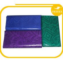 FEITEX Mode Fait Main Ghalila Africain Guinée Brocade Broderie Tissu Coton Bazin Riche Fête De Mariage Vêtement