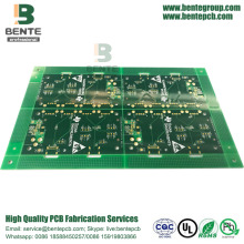 4 lagen High Precision Multilayer PCB IT180