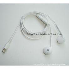 Écouteurs Écouteurs Earpods avec micro et télécommande pour iPhone 7