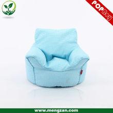 Silla acogedora del bolso del grano de los cabritos del algodón, mini sofá del beanbag