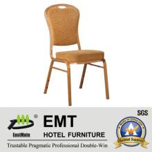 Silla fuerte del banquete del marco del aluminio (EMT-503)