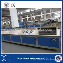 Línea de máquina para hacer tornillos de plástico