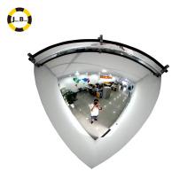 Espejo esférico del ángulo de visión real Espejo de la bóveda de 90 grados para las ventas