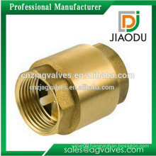 factory price forged cw617n male threaded1/4 inch easy installation brass check valve for sump pump 10 inch