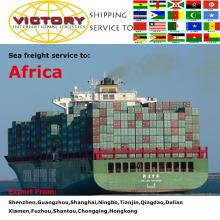 Контейнер fcl и lcl и доставка из Китая в Африку