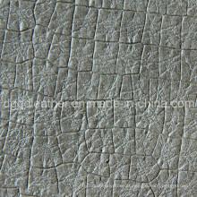 Couro semi-plutônio de grãos de moda (QDL-BS017)