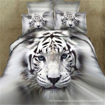 Tier gedruckte neue Design-3D-Bettwäsche-Set