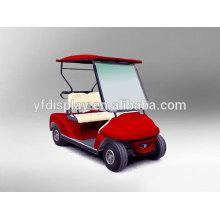 Acryl Golf Carts Zubehör-Windschutzscheibe