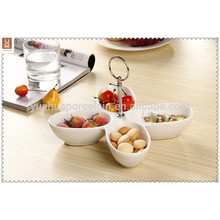 New Products porcelain hotel ware ceramic serving bowls