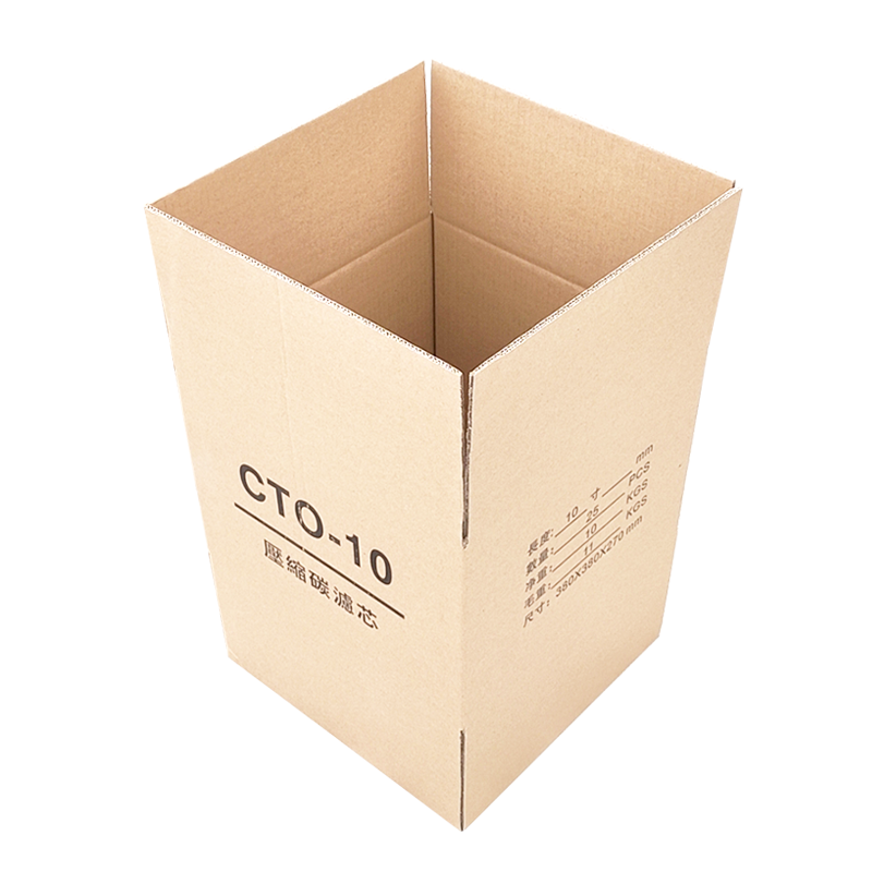 Corrugated cardboard boxes cartons